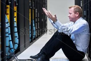 Server room problems